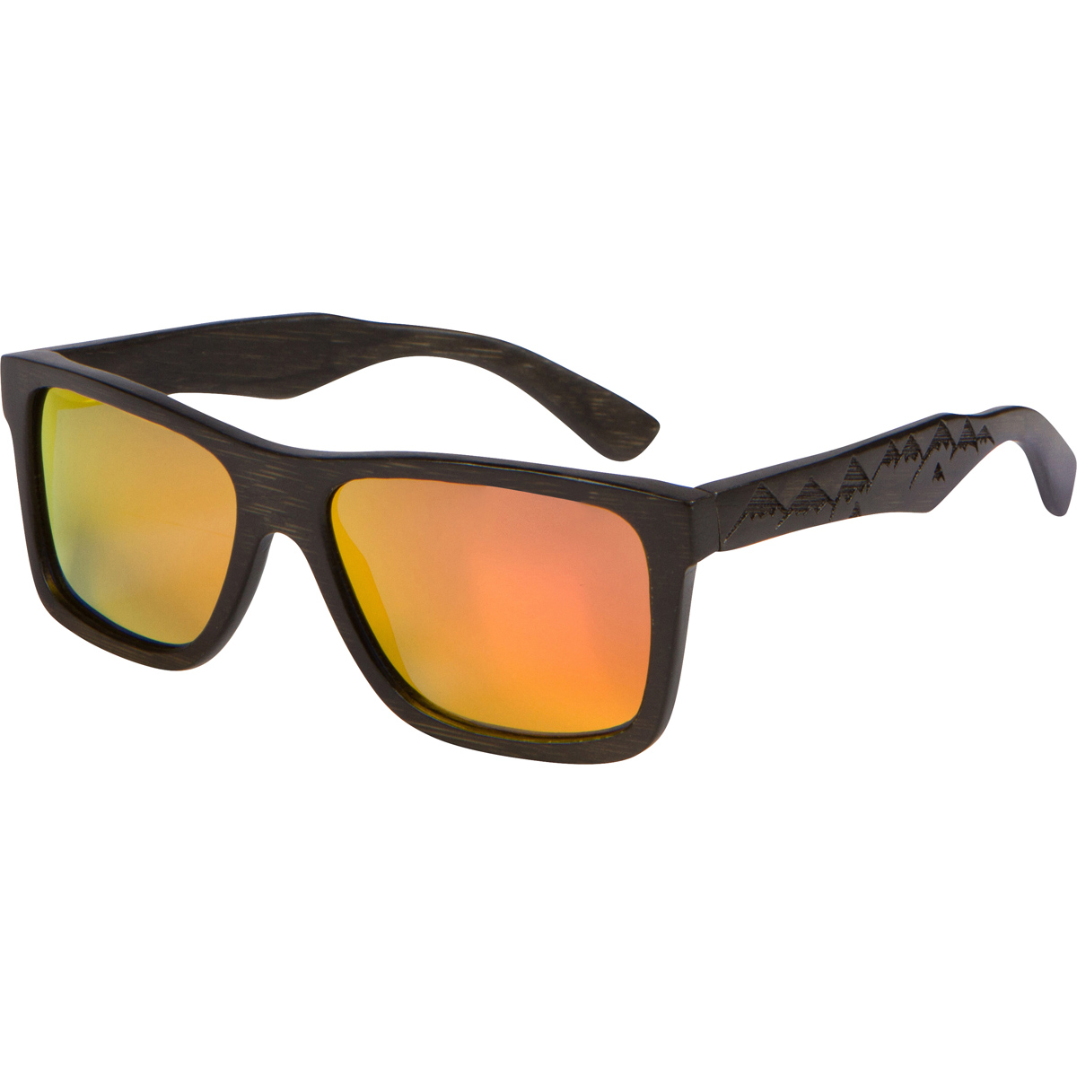 Black Everest Shiner Wood Sunglasses
