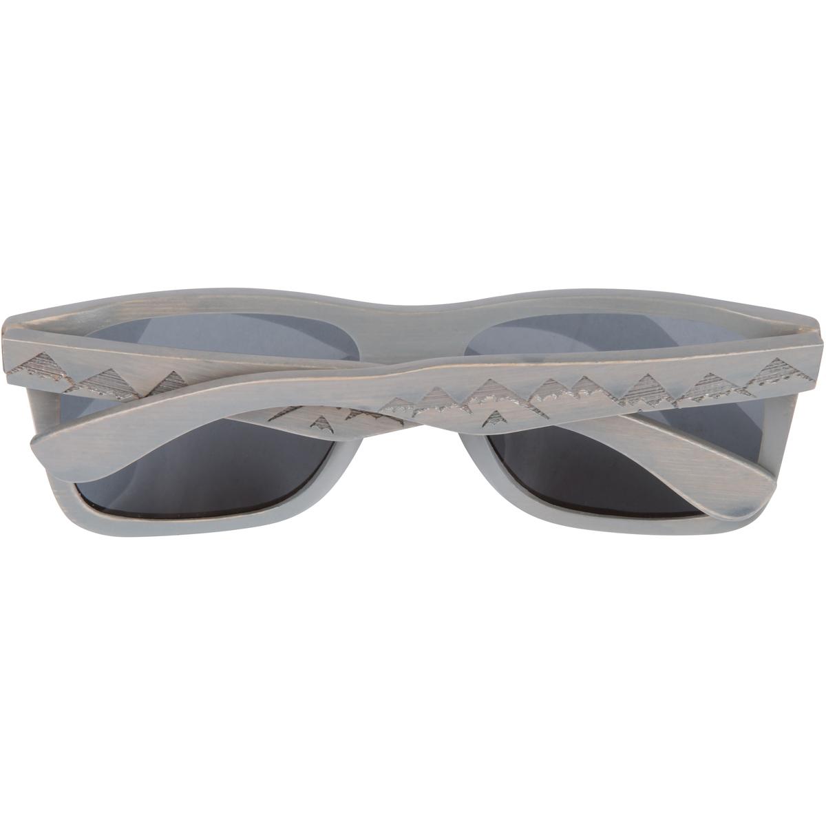 Bamboo Sunglasses  everest bamboo frame shiner sunglasses